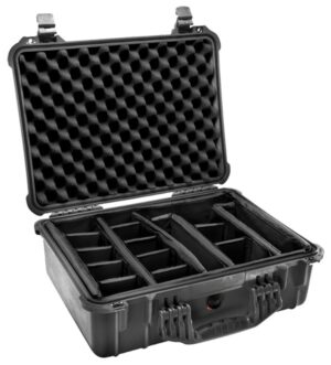 Peli 1520 with foam