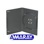Amaray DVD Black Case