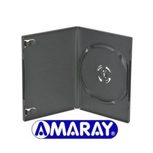 Amaray DVD Black