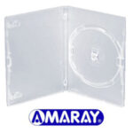 Amaray DVD Clear