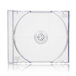 CD Jewel Case Clear