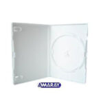 Amaray DVD White