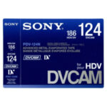 Sony DVCAM 124N large size