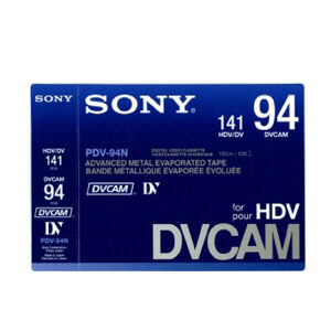 Sony DVCAM 094N large size