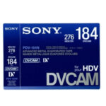 Sony DVCAM 184N large size