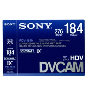 Sony DVCAM 184N large size