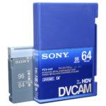 Sony DVCAM 64n Tape