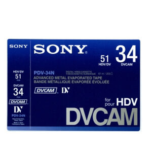 Sony DVCAM 034N large size