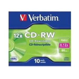 Verbatim CD-RW 80