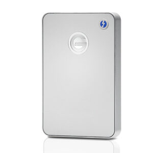 G Drive Mobile Thunderbolt and USB3