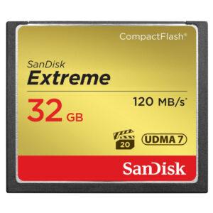 Sandisk 32GB CF Extreme