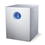 LaCie 5big 40TB with Thunderbolt 2