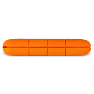 Lacie Rugged Thunderbolt Side