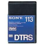 Sony DTRS 113 (DARS-113MP)