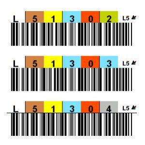 TriOptic LTO Label