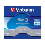 Verbatim BD-R DL 50GB