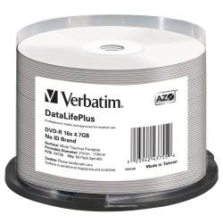 Verbatim DVD-R Thermal Printable