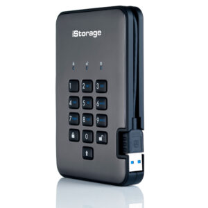 iStorage diskAshur PRO2 with USB Cable