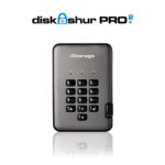 iStorage diskAshur PRO2 Encrypted Portable HDD (500GB – 5TB)