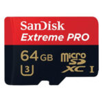 Sandisk Micro SD 64GB Extreme Pro