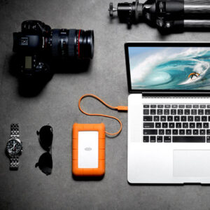 Lacie 4TB Rugged RAID MAC