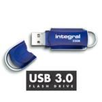 Integral Courier USB 3.0 Flash Drive (8GB – 128GB)
