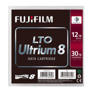 FujiFilm LTO Ultrium 8 Data Cartridge