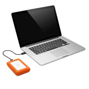 Lacie Rugged Mini Macbook