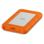 lacie rugged usb-c Ports