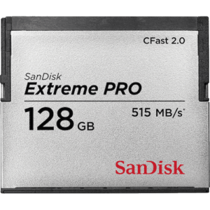 SanDisk CFast 128GB