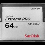 SanDisk CFast 2.0 Extreme Pro (64GB – 256GB)