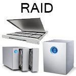 LaCie Big RAID Storage