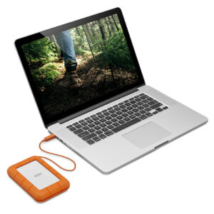 LaCie Rugged Thunderbolt USB-C 1-2TB B