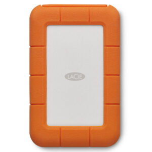 LaCie Rugged Thunderbolt USB-C 1-2TB Front