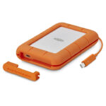 LaCie Rugged Thunderbolt & USB-C (2TB – 5TB)