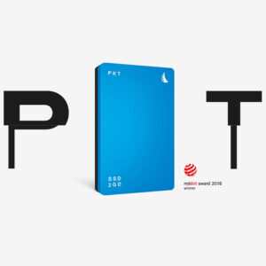 Angelbird SSD2GO PKT Blue