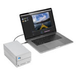 LaCie 2big Dock with Mac Book Pro 2017