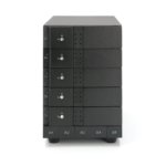 Oyen Mobius 5-Bay RAID Enclosure Thunderbolt 2 (with Software)