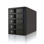 Oyen Mobius 5-Bay RAID Enclosure with FW800, eSATA & USB 3.0