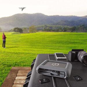 LaCie DJI Copilot Drone Pilot