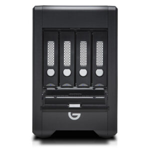 G-Technology G-Speed Shuttle Thunderbolt 3 Front
