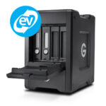 G-Technology G-SPEED Shuttle Thunderbolt 3 with ev Bay Adapters