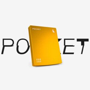 Angelbird SSD2GO Pocket Orange