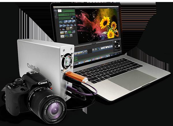 CalDigit AV Pro 2 USB Hub