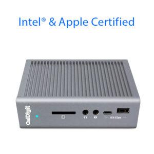 CalDigit TS3 Plus Apple Certified