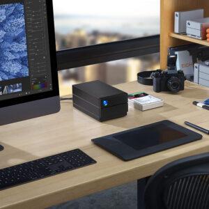 LaCie 2big RAID USB-C - Environment