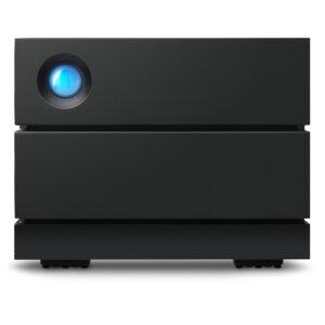 LaCie 2big RAID USB-C - Front