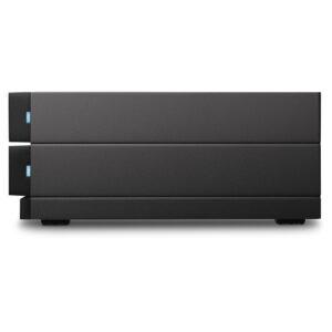 LaCie 2big RAID USB-C - Profile