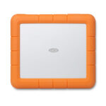 LaCie Rugged RAID Shuttle 8TB - Above