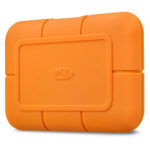 LaCie Rugged SSD with USB-C (500GB – 2TB)